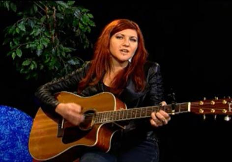 Singer-songwriter, Meghann Wright
