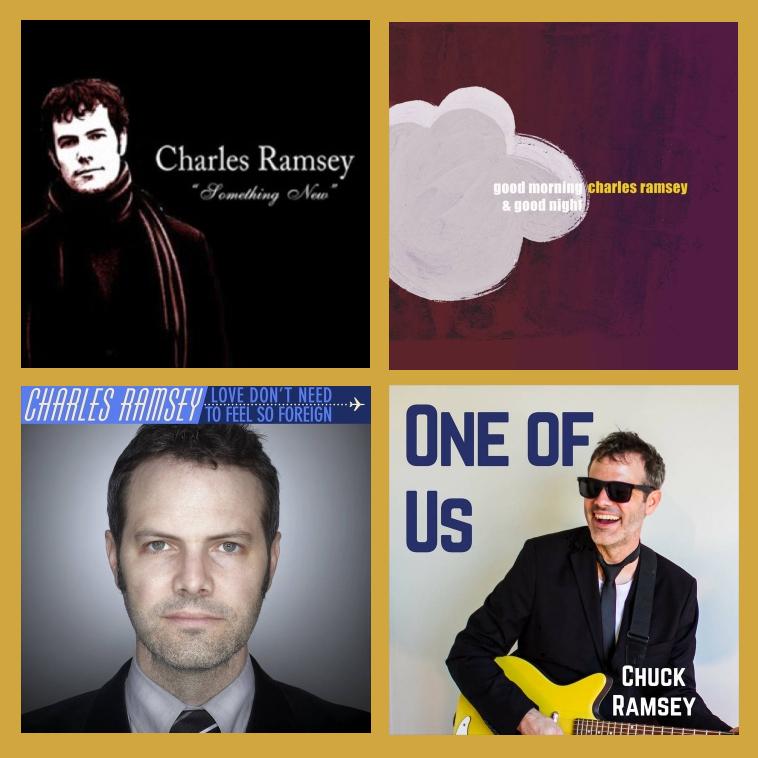 Chuck Ramsey Record Cover