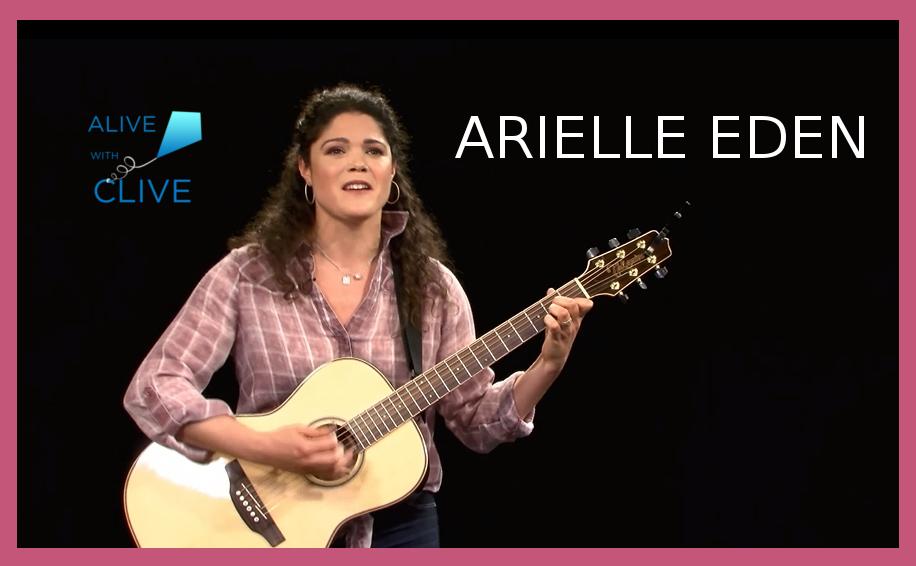 Singer-songwriter, Arielle Eden