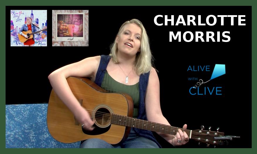 Singer-songwriter, Charlotte Morris