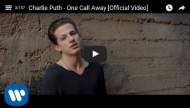 Charlie Puth - One Call Away - Vid Pic
