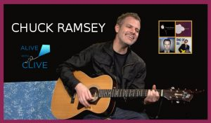 Chuck Ramsey on Alive with Clive