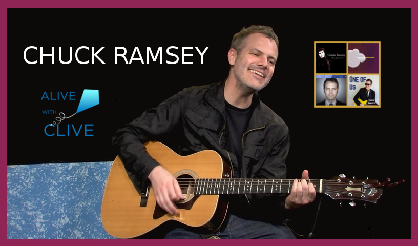 Singer-songwriter, Chuck Ramsey