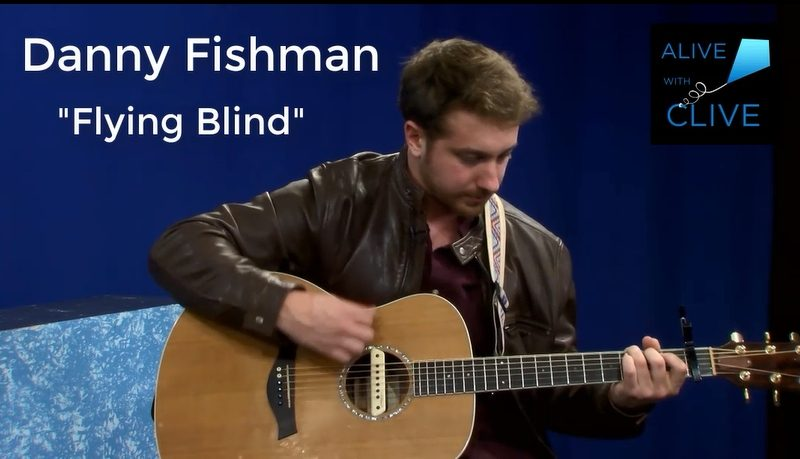 Snippet: Danny Fishman, Flying Blind