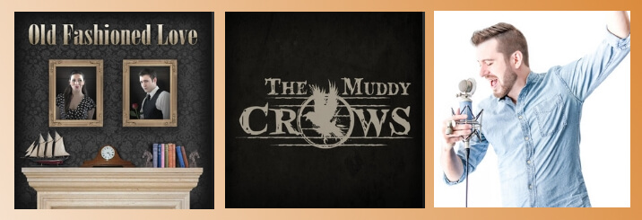 Albums by Dan Wolff and The Muddy Crows