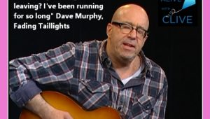 Dave Murphy, Fading Taillights