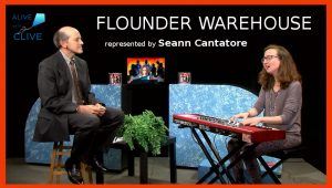 Flounder Warehouse on Alive with Clive