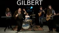 Gilbert the Band on Alive with Clive