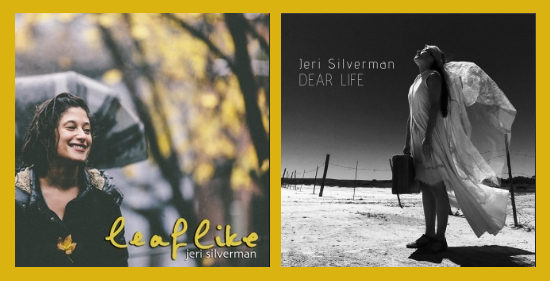 Leaflike and Dear Life by Jeri Silverman