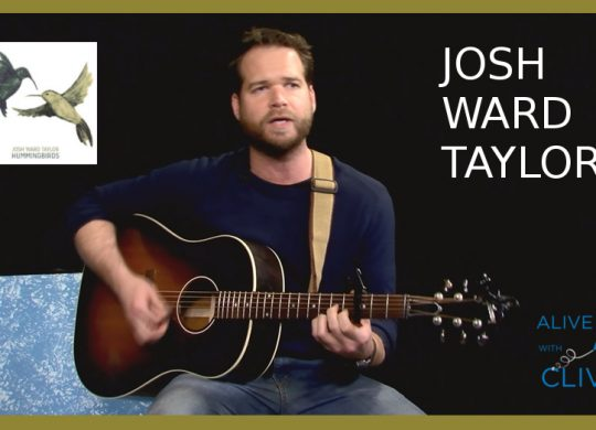 Josh Ward Taylor on Alive with Clive