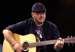 Singer-songwriter, Jeff Przech