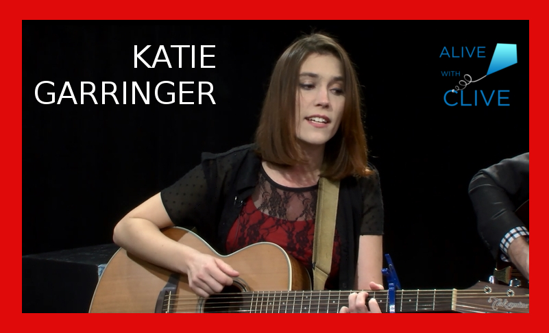 Singer-songwriter, Katie Garringer