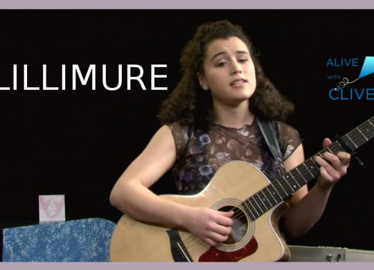 Lillimure on Alive with Clive