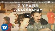 Lukas Graham - 7 Years - Vid Pic