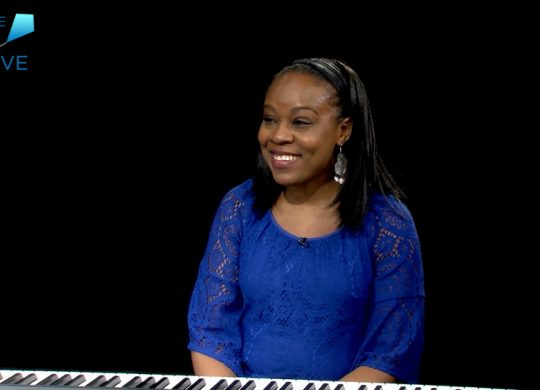 Markeisha Ensley on Alive with Clive, 3rd of 4 Shows