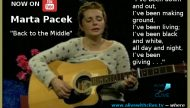 """Back to the Middle"" by Marta Pacek on Alive with Clive"