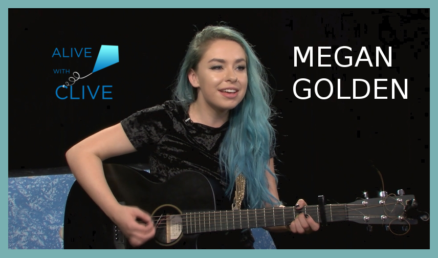 Singer-songwriter, Megan Golden