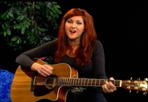 Singer-songwriter, Meghann Wright