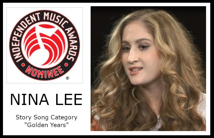 Nina Lee IMA Nominee
