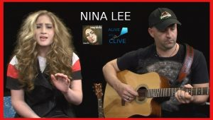 Nina Lee, 2nd of 2 Shows on Alive with Clive