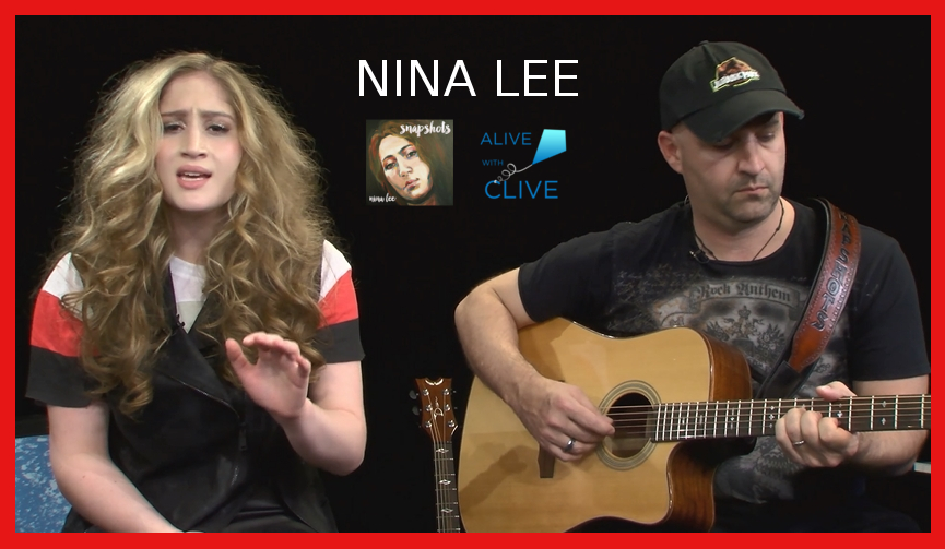 Singer-songwriter, Nina Lee