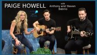 Paige Howell, 1st of 2 Shows on Alive with Clive