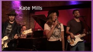 Kate Mills at Rockwood Music Hall, September 10, 2019
