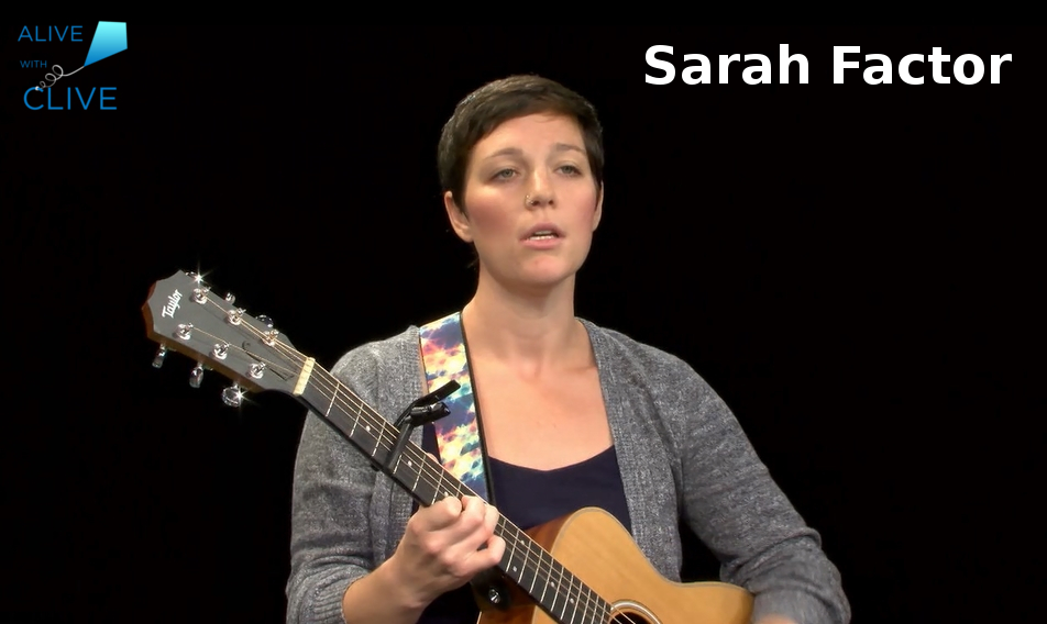 Singer-songwriter, Sarah Factor