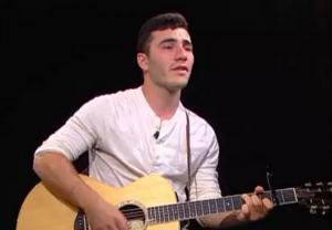 Singer-songwriter, Theo Kandel