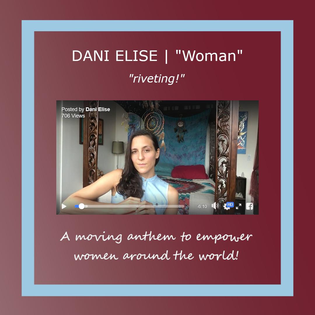 "Danie Elise - ""Woman"""