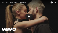 ZAYN - PILLOWTALK - Vid Pic