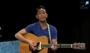 Singer-songwriter, aReJay Ella