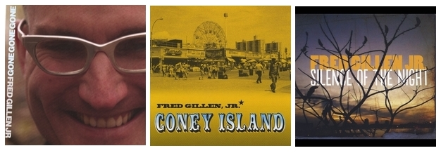 Fred Gillen Jr.'s Three CDs