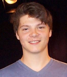 Singer/songwriter, Kevin Garrett