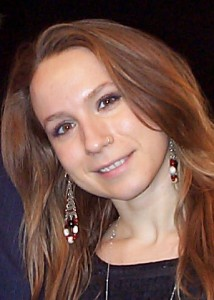 Kristin Hoffmann, creator of