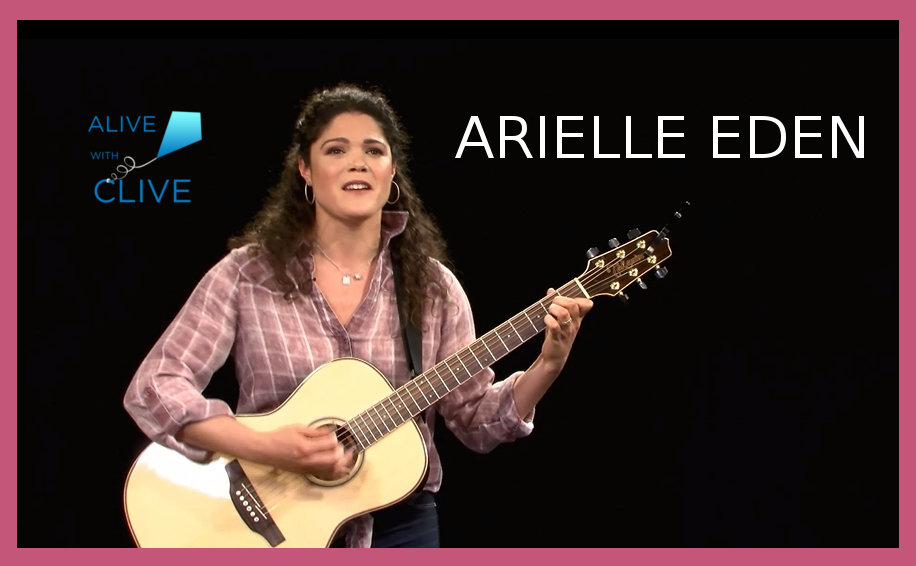 Arielle Eden on Alive with Clive