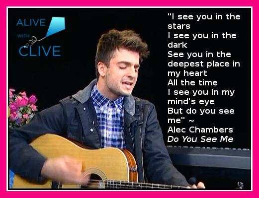 "Alec Chambers, ""Do You See Me"""