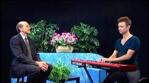 Singer-songwriter, Chris Blacker