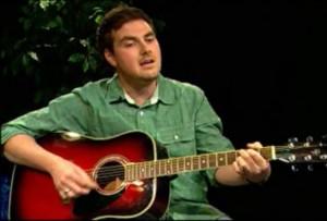 Singer-songwriter, Chris J. Connolly