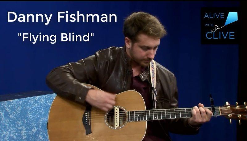 Snippet: Danny Fishman, Flying Blind