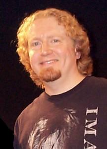 Singer-songwriter, Dan Sheehan, from The Dan Sheehan Conspiracy