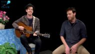 Drew Angus with Spencer Inch on Alive with Clive, 1st of 2 Shows
