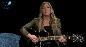 Singer-songwriter, Emily Angell