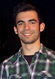 Singer/songwriter, Esteban Rivera