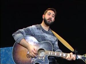 Singer-songwriter, Evan Altshuler