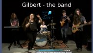 Gilbert - the band on Alive with Clive