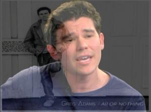 Singer-songwriter, Greg Adams