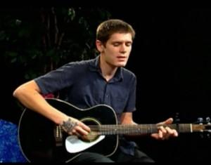 Singer-songwriter, Gregory Mendez
