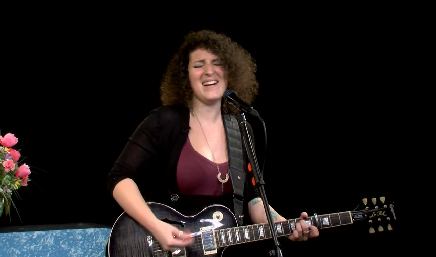 Hanna Barakat on Alive with Clive, 1st of 2 Shows