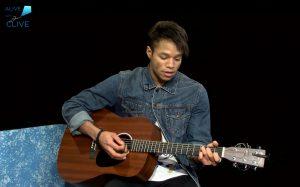 Singer-songwriter, James Madx
